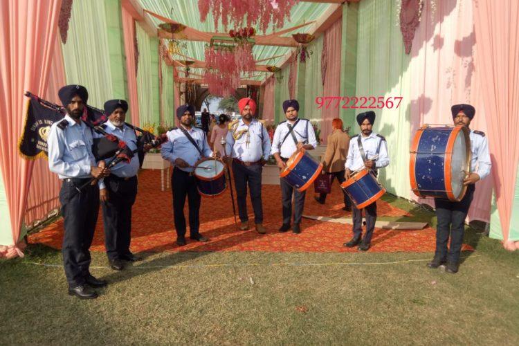 शादी बारात समारोह के लिए बैगपाइपर बैंड | Bagpiper Band for Shaadi Wedding Baaraat Celebration