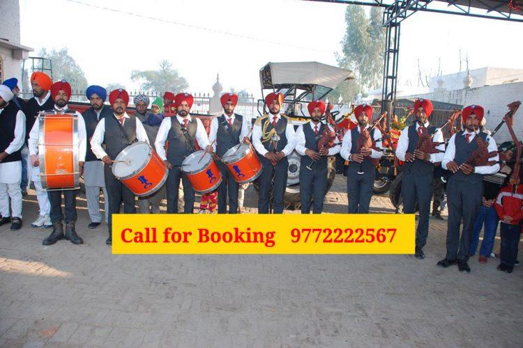 Varsidaan Varghoda Shobha Yatra   Vargoda   Varghodo   Military Army Bagpiper Band